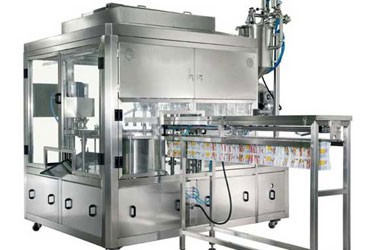 Spouted Pouches Machinery - Packaging Group Corp